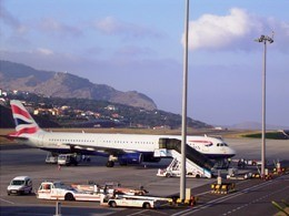 Funchal luchthaven